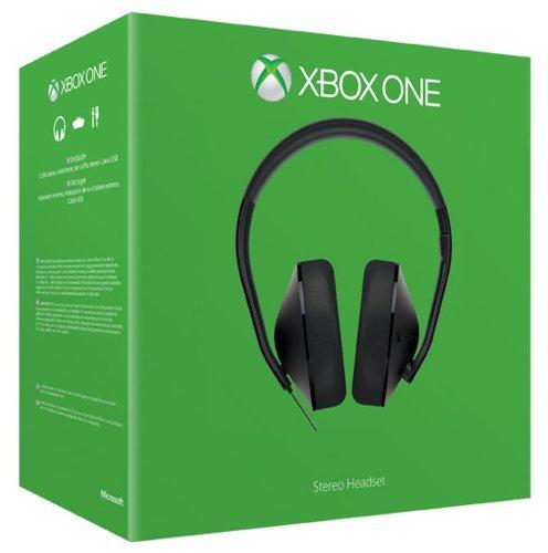 Xbox One Stereo Headset von Microsoft jetzt für nur noch 29,99€