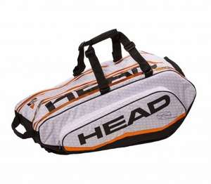 Head Tennistasche Novak Djokovic Monstercombi Schlägertasche Tennis, 42,90 EUR @ keller-sports