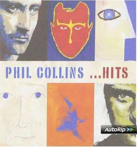 Amazon Prime : CD Phil Collins - Hits  ( Inklusive kostenloser MP3-Version dieses Albums. ) Nur 4,99 €