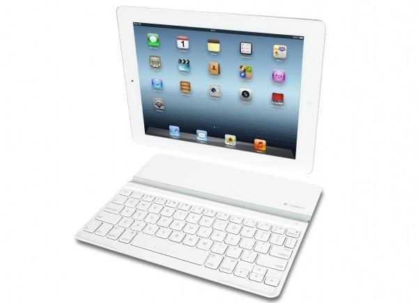 Logitech Ultrathin Keyboard Weiß (Vorführware) (für ipad 2/3/4) für 11,98 (inkl. Versand) bei Notebooksbilliger.de