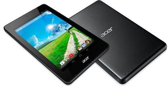 Acer Iconia B1-730 Z2560 8GB schwarz (Vorführware) für 63,98 € bei notebooksbilliger.de (leider kann ich keinen Link eintragen, das System lässt es gerade nicht zu)