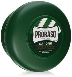 Proraso Rasierseife im Tiegel mit Eukalyptus 150ml @ Amazon.it