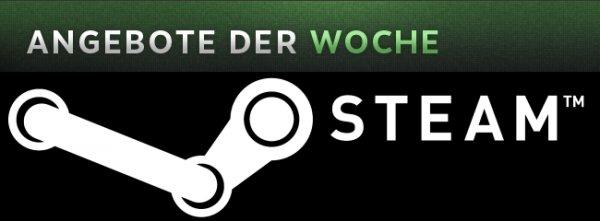 [Steam] Angebote der Woche. Spiele für unter 1 € pro Spiel. Ab 0,19€