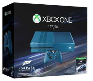 Pre-Order Xbox One 1TB Limited Edition Forza Motorsport 6 Bundle bei Gamestop für 449,99 Euro