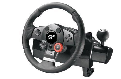 PC/PS3 Lenkrad Logitech Driving Force GT