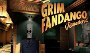 [Steam] Grim Fandango Remastered ab 4,89 €