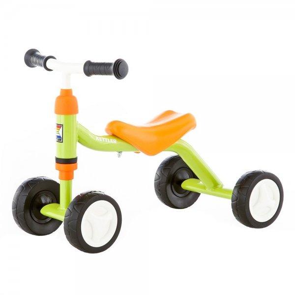 Kettler Rutschfahrzeug Sliddy in grün/orange oder blau/lila für 22,95 € (Idealo > 31 €)(@ Mömax Online)