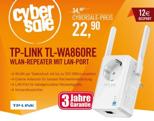 [Cyberport]WLAN-Repeater von TP-LINK ?300MBit/s