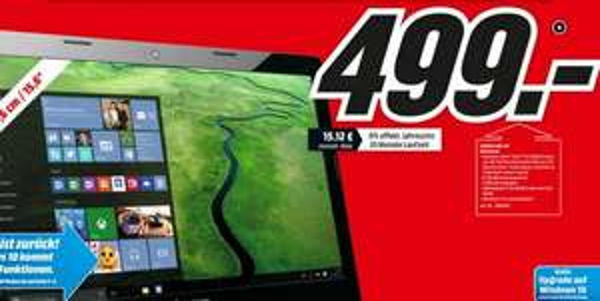 Media Markt Lenovo G50-80 I5 8GB 1TB 499€