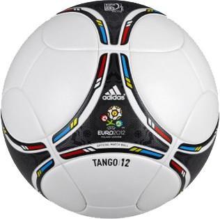 adidas TANGO 12 OMB - Der Neue EM Ball