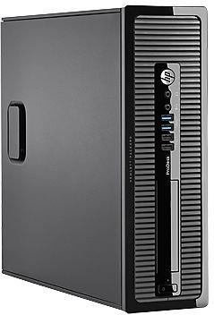 HP ProDesk 400 G1 SFF-PC - Pentium G3220, 4GB RAM, 500GB HDD - 158,59€ @ redcoon.de