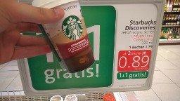 [AT lokal Spar] Starbucks Discoveries ab 2 Bechern je 0,89€