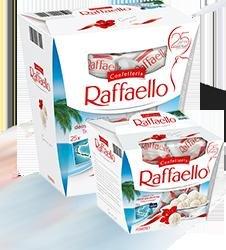 24,94€ Gutschein für Fotokasten.de beim Kauf einer Ferrero Raffaello Packung / Auf Fotobücher / Fotobuch
