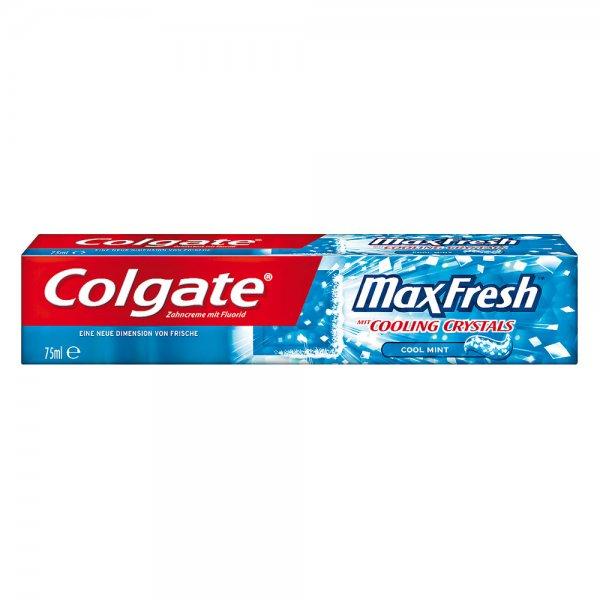 [GzG] Colgate Sensation White oder Max Fresh Zahncreme mit Cooling Crystals Gratis testen