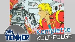 Kultserie JAN TENNER - Gefahr aus dem All (Kiddinx HÖRSPIEL IM JULI auf youtube)