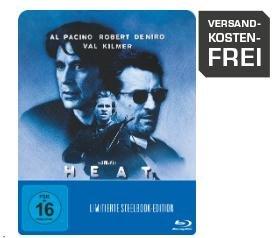 Heat (Steelbook Edition) - (Blu-ray) für 5,99€ @Saturn.de