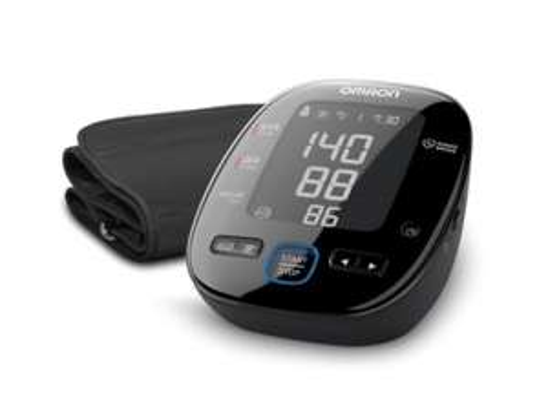 Bei Amazon bekommt ihr das Omron OA5 Connect Automatisches Oberarm-Blutdruckmessgerät mit Datenübertragung für 59,99€ inklusive Versand.