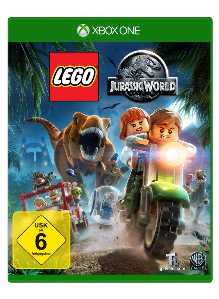 (Amazon) LEGO Jurassic World - [Xbox One] für 38,97 EUR