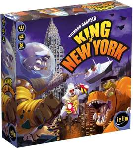 Heidelberger Spiele u.a. King of New York (19,89), Rune Wars - Kampf um Terrinoth (48,89 €) u.v.m.