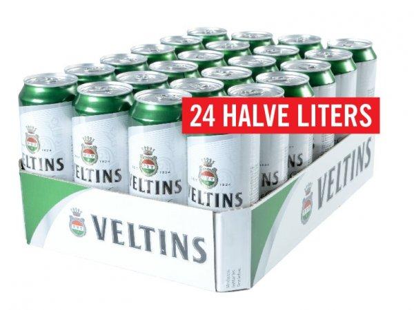 [Lidl NL] Veltins Bier 24 x 0,5l Dosen für 12,50 € (pfandfrei)