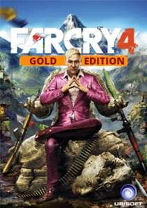 Far Cry 4 - Gold Edition (Limitierte Edition inkl. Season Pass) [PC]