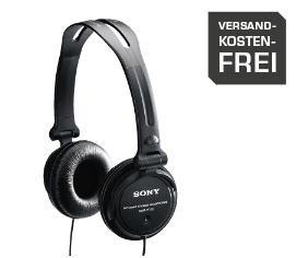 SONY MDR-V150 Bügelkopfhörer für 12,49€ inkl. Versand @Saturn.de