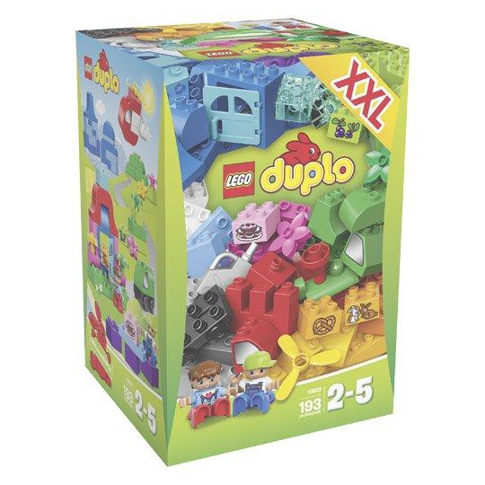 (Real.de) LEGO DUPLO 10622 Große Kreativ-Steinebox für 31,96 EUR