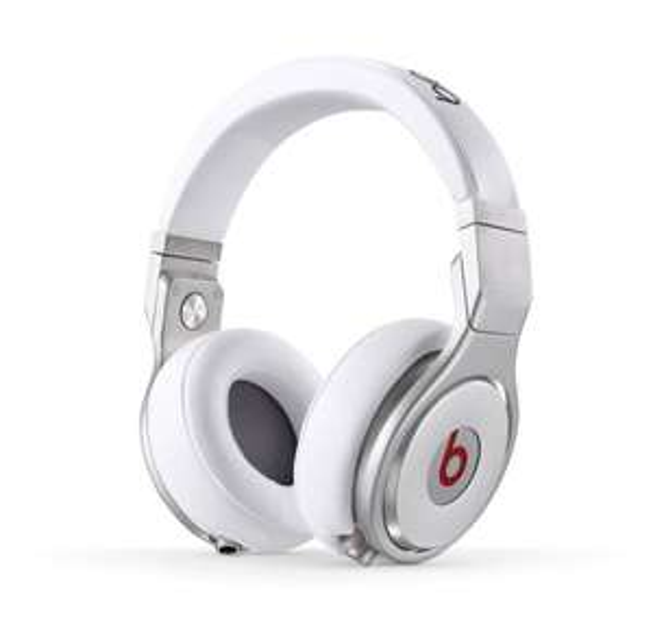 Beats By Dre Pro Studio Kopfhörer (weiß) für 254,33€ @Amazon.es