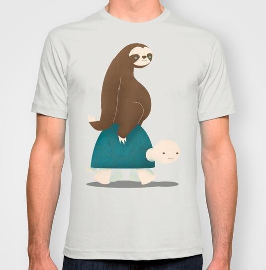Society6: bis Sonntag -15% auf Bekleidung + kostenlose Lieferung weltweit, z.B. Shirt für 16,84€