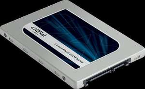 [AT] Crucial SSD MX200 »CT250MX200SSD1« 250 GB