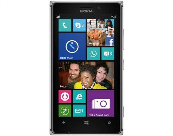 "allyouneed.de: Nokia Lumia 925, Smartphone, 4G, 16 GB, 4.5"" 1.280 x 768 Pixel ( 334 ppi ), AMOLED, 8.7 Mpix, Windows Phone 8, Grau @ 149,90 Euro inkl. Versand"