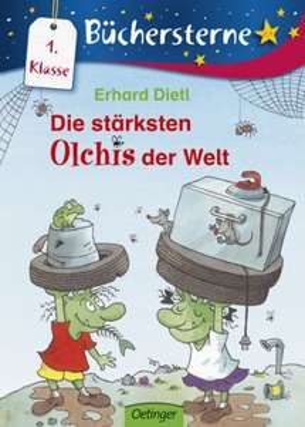 TigerBooks - Olchis - Die stärksten Olchis der Welt eBook