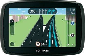 TomTom Start 40 Europe Navigationsgerät (4,3 Zoll) Lifetime Maps, Fahrspurassistent, Tap & Go, Schnellsuche, Karten von 19 Ländern Europas) für 89€ @ebay