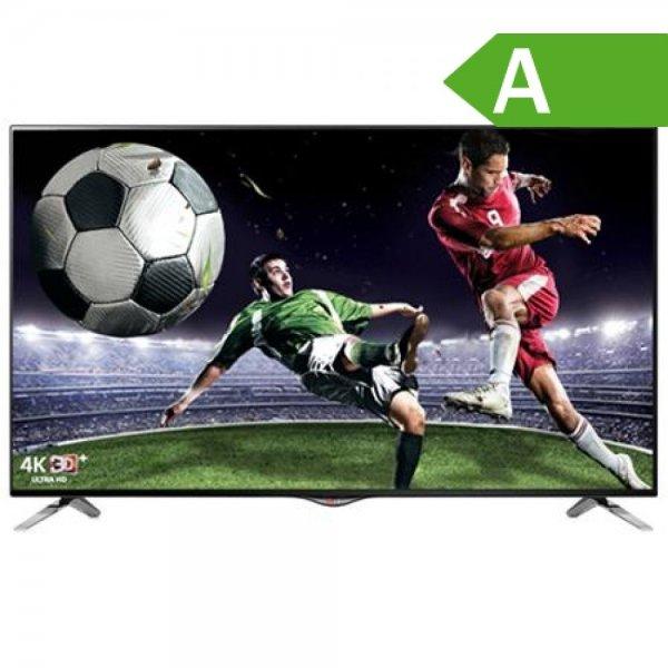 LG 49UB830V (49 Zoll) 4K Ultra HD 3D LED-TV, UHD, 900 Hz, Triple Tuner, IPS, Smart TV, Magic Remote für 699€ @ebay (Redcoon)
