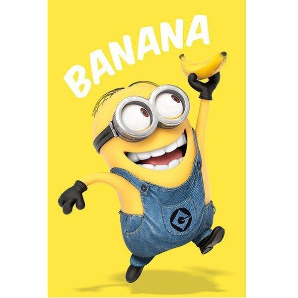 Minion Banana Maxi Poster für 6,44€ @Zavvi.de