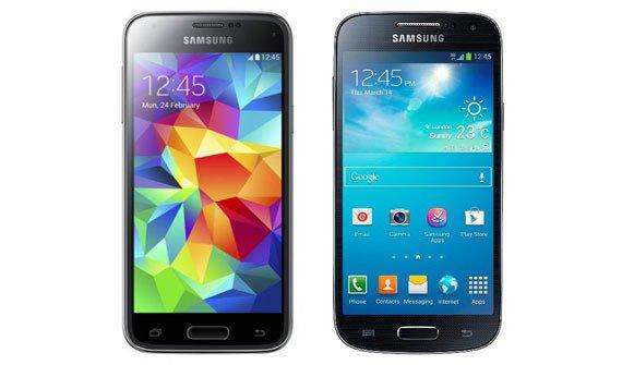 [EBAY] Samsung Galaxy S5 Mini [blau,schwarz,weiß] für 249,90 Euro