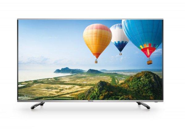 [Amazon] Hisense LTDN55K390 140 cm (55 Zoll) Fernseher (Full HD, Triple Tuner, 3D, Smart TV)