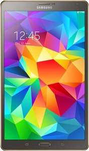 Samsung Galaxy Tab S 8.4 16GB LTE Bronze für 317,92€ @Amazon.it