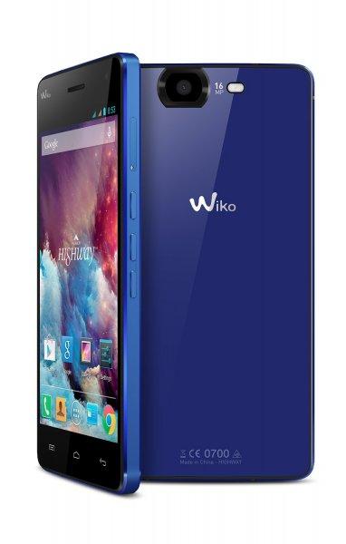 Wiko Highway Dual-SIM (5'' Full HD IPS, 2GHz Octacore, 2GB RAM, 16GB, 16 MP) für 201€ @Amazon.fr