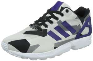 "[Amazon] Adidas ZX FLux ""Collegiate Purple"" und ""Solar Orange"" für € 50"