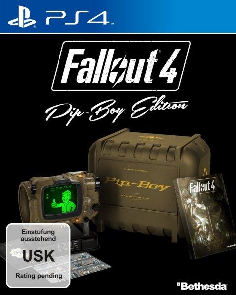 Fallout 4 Pip-Boy Edition für PS4 und XBOX One
