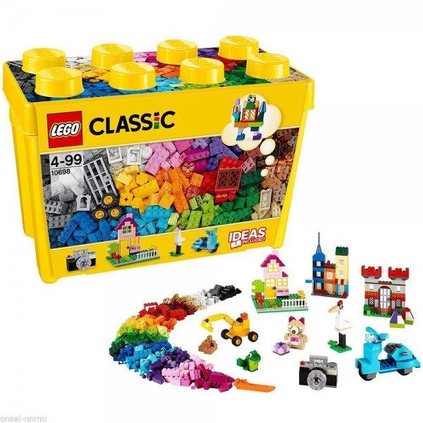 LEGO Classic 10698 - Große Bausteine-Box für 34,99€ @ Bücher.de