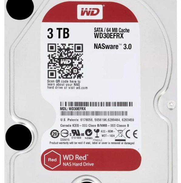 [Ebay] Festplatte 3TB Western Digital Red NAS für 99€