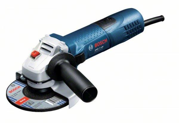 Bosch Winkelschleifer GWS 7-125 720 Watt, 125 mm