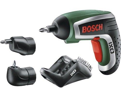 Bosch IXO IV Upgrade Set (inkl. Winkel- u. Exzenteraufsatz + Bits) 30 € bzw. für 26,40 € Bauhaus Tiefpreisgarantie [lokal][Kassel]