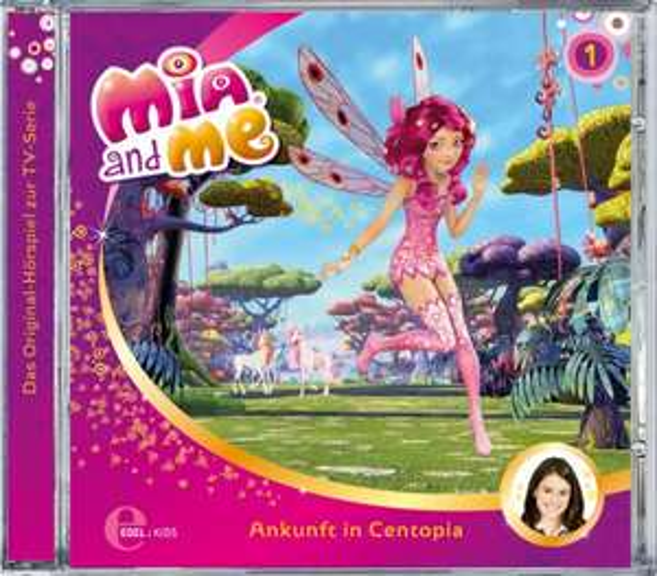 "Hörspielfolge für Kinder ""Mia and Me"" - Ankunft in Centopia (bis 7.7. gratis download)"