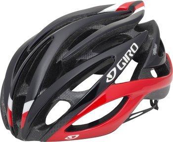 Giro Atmos 2 Rennrad Helm schwarz/rot S/M @Canyon Shop