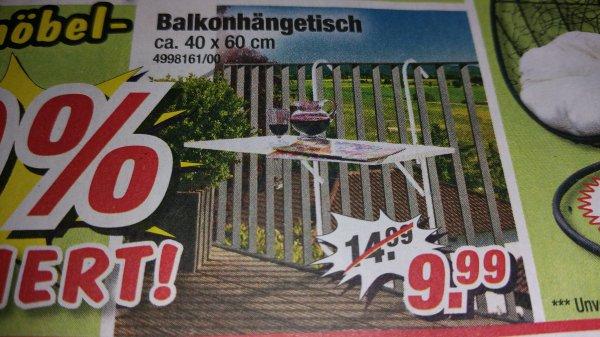 Balkonhängetisch (POCO)