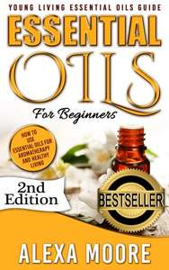 FREE Kindle eBook: Essential Oils: Young Living Essential Oils Guide