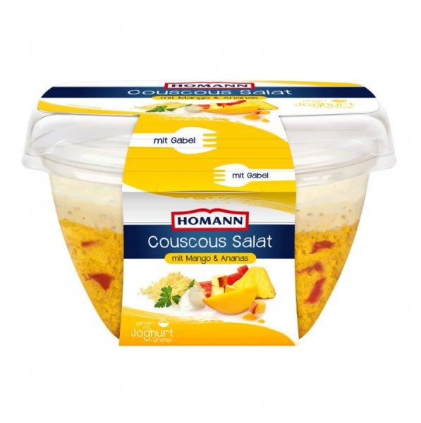 """[KAUFLAND HANAU] Homann """"Mein Genuss"""" Salate versch. Sorten 175-250g für 0,50€ statt 2,49€"""